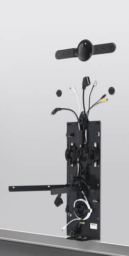 """Ghost Design Gost Design D 500 TV-Wandhalterung 127,0 cm (50"""") Starr"""