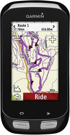 Garmin Edge 1000 Bundle Outdoor Navi Fahrrad Europa Bluetooth®, GLONASS, GPS, spritzwassergeschützt