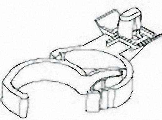 Kabelhalter selbstverschließend, wiederverschliessbar Schwarz HellermannTyton 151-00181 AHC3DH 1 St.
