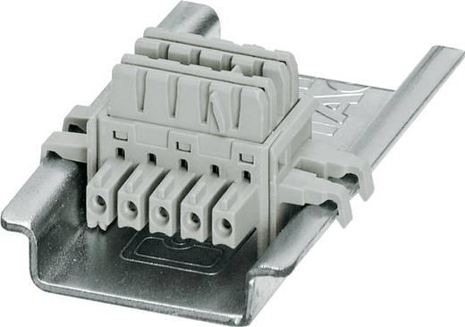 Tragschienen-Busverbinder Phoenix Contact ME 6,2 TBUS-2 1,5/5-ST-3,81 GY 2695439 1 St.