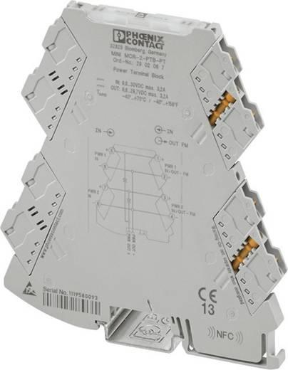 Einspeiseklemme Phoenix Contact MINI MCR-2-PTB 2902066 1 St.