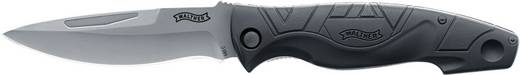 Arbeitsmesser mit Holster Walther Traditional Folding Knife 5.0755 Schwarz