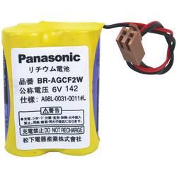 Špeciálny typ batérie so zástrčkou lítiová, Panasonic BRAGCF2W, 1800 mAh, 6 V, 1 ks
