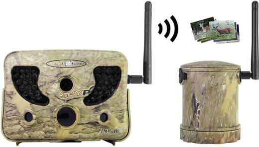 Wildkamera Spypoint Tiny WBF 8 Mio. Pixel WLAN, Low Glow LEDs Camouflage Braun