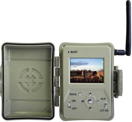 Wildkamera Spypoint Tiny W3 10 Mio. Pixel WLAN, Tonaufzeichnung, Low Glow LEDs Camouflage Braun