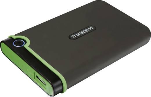 Transcend StoreJet 25M3 Externe Festplatte 6.35 cm (2.5 Zoll) 2 TB Eisen-Grau USB 3.0