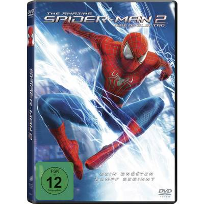 DVD The Amazing Spider-Man 2 - Rise of Electro FSK: 12 Preisvergleich