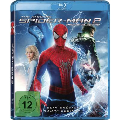 blu-ray The Amazing Spider-Man 2 - Rise of Electro FSK: 12 Preisvergleich