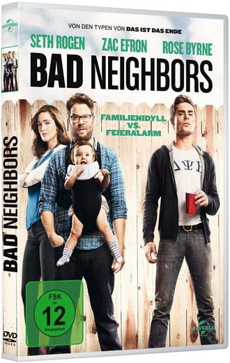 DVD Bad Neighbors FSK: 12