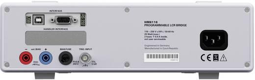 Komponententester digital Rohde & Schwarz HM8118 Kalibriert nach: ISO CAT I Anzeige (Counts): 1200000
