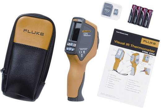 Fluke VT04A Infrarot-Thermometer -10 bis +250 °C Pyrometer Kalibriert nach: ISO