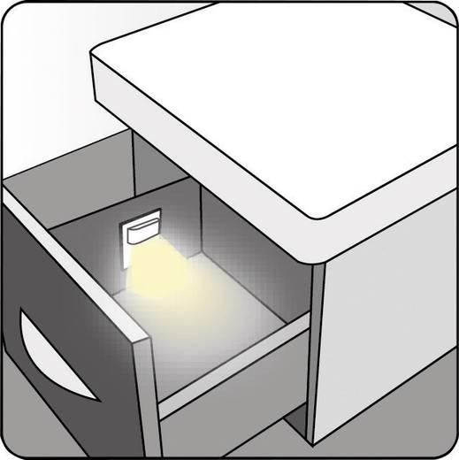 SKOFF Tango ML-TAN-K-H-1-DE-00-01 LED-Einbauleuchte 0.8 W Warm-Weiß Edelstahl
