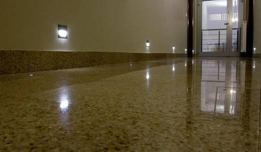 LED-Einbauleuchte 0.4 W Kalt-Weiß SKOFF Tango MINI ML-TMI-G-W-1-DE-00-01 Aluminium