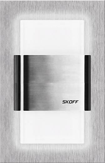 LED-Einbauleuchte 3.2 W Kalt-Weiß SKOFF DUO Tango ML-TDU-K-W-1-DE-00-01 Edelstahl
