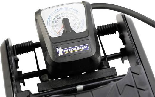 Fußpumpe 7 bar Michelin 92418 Analoges Manometer, 1 Zylinder