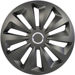 Poklice na kola Fox R15 černá (matná) 4 ks cartrend