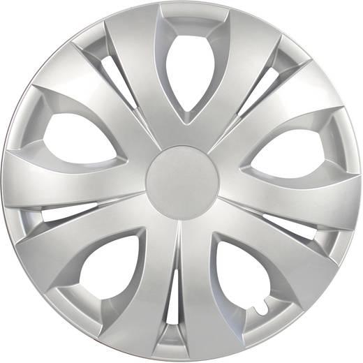 cartrend Top Radkappen R15 Silber 4 St.