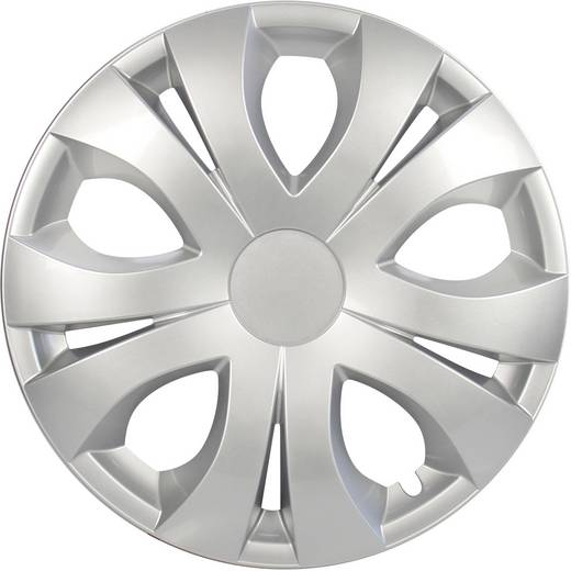Radkappen cartrend Top R15 Silber 4 St.