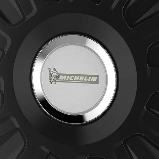 Michelin Fabienne Radkappen R14 Schwarz (matt) 4 St.