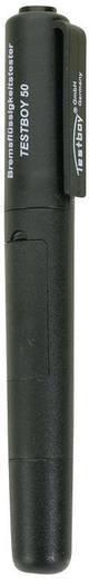 Bremsflüssigkeitstester Testboy® 50 Testboy 100.20049.0091 Geeignet für Bremsflüssigkeit DOT 4