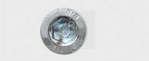 SWG Innensechskantschrauben 16 mm Innensechskant Stahl verzinkt 100 St.