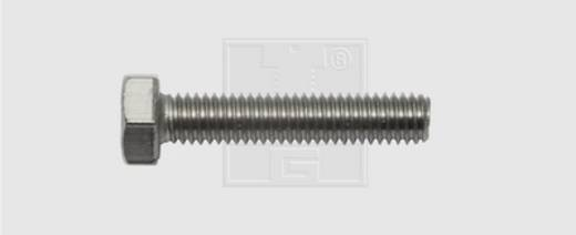 Sechskantschrauben M12 100 mm Außensechskant DIN 933 Edelstahl A2 10 St. SWG