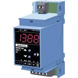Digitální měřicí přístroj Ziehl MINIPAN 350 DC, 1 mV - 500 V/DC, 1 mA - 1 A, IP30