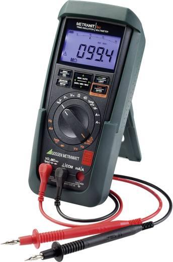Gossen Metrawatt Metrahit Iso Isolationsmessgerät 50 V, 100 V, 250 V, 500 V, 1000 V 3.1 GΩ Kalibriert nach DAkkS