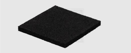 Uni-Matte 90 X 90 X 8 Gummigranulat gebunden mit PUR SWG