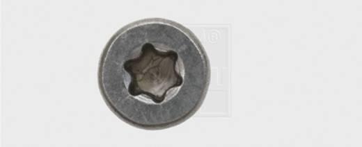 Spanplattenschrauben 3 mm 20 mm Innenvielzahn Edelstahl A2 200 St. SWG