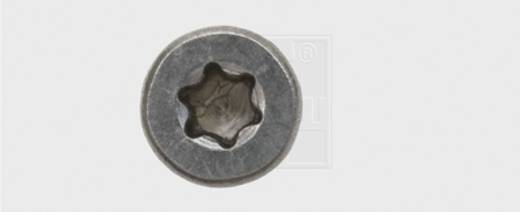 Spanplattenschrauben 4 mm 20 mm Innenvielzahn Edelstahl A2 200 St. SWG