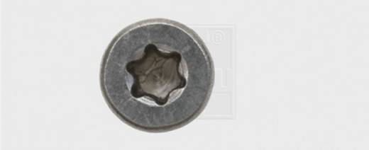 SWG Spanplattenschrauben 3 mm 25 mm Innenvielzahn Edelstahl A2 200 St.
