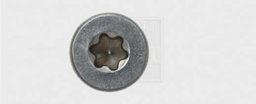 SWG Spanplattenschrauben 4.5 mm 60 mm Innenvielzahn Edelstahl A2 100 St.