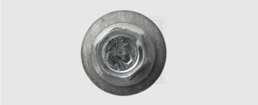 Bohrschrauben 4.8 mm 35 mm Außensechskant Stahl verzinkt 100 St. SWG