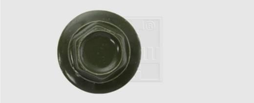 Bohrschrauben 4.8 mm 25 mm Außensechskant Stahl verzinkt 100 St. SWG