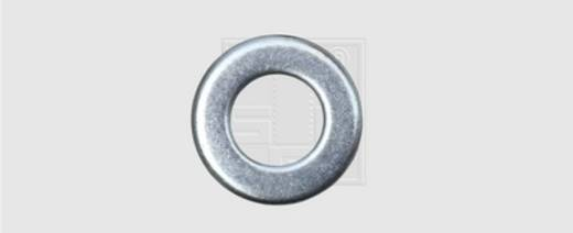 SWG Unterlegscheibe Innen-Durchmesser: 8.4 mm M8 DIN 125 Stahl verzinkt 100 St.