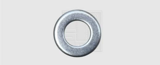 Unterlegscheibe Innen-Durchmesser: 21 mm M20 DIN 125 Stahl verzinkt 50 St. SWG