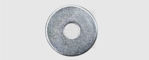 Kotflügelscheibe Innen-Durchmesser: 5.3 mm M5 Stahl verzinkt 100 St. SWG