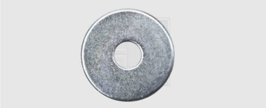 SWG Kotflügelscheibe Innen-Durchmesser: 5.3 mm M5 Stahl verzinkt 100 St.