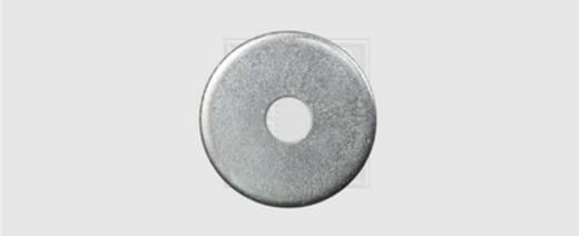 Unterlegscheibe Innen-Durchmesser: 25 mm DIN 1052 Stahl verzinkt 25 St. SWG
