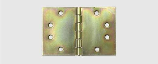 SWG Gerollte Scharniere breit 30 X 45 X 0,9 Stahl verzinkt 30 mm 5 St.