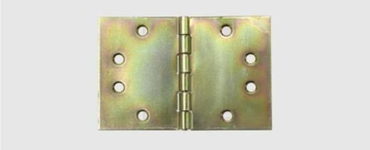 SWG Gerollte Scharniere breit 80 X 120 X 1,8 Stahl verzinkt 80 mm 1 St.