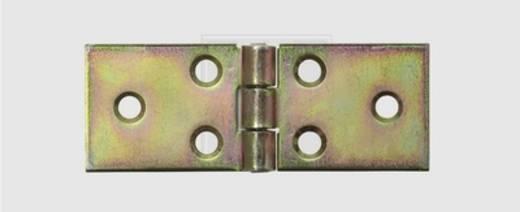 SWG Gerollte Tischbänder breit 60 X 25 X 0,9 Stahl verzinkt 25 mm 5 St.