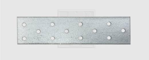 SWG Lochplatten 140 X 60 X 2 Stahl verzinkt 140 mm 10 St.
