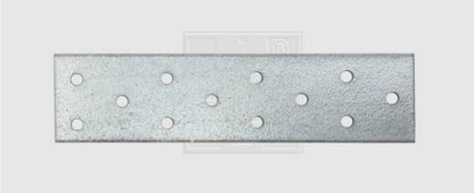 SWG Lochplatten 240 X 80 X 2 Stahl verzinkt 240 mm 5 St.