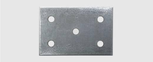 SWG Flachverbinder Mini 100 X 20 X 2 Stahl verzinkt 100 mm 10 St.