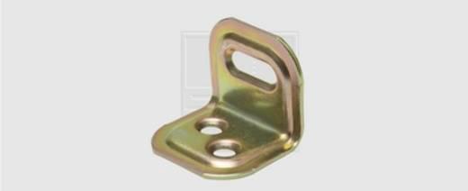 SWG Verstellwinkel Innen versenkt 30 X 25 X 25 Stahl verzinkt N/A 30 mm 10 St.