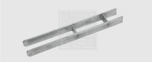 SWG Pfostenanker H-Form 71 X 600 Stahl feuerverzinkt 600 mm 1 St.