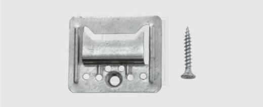 SWG Profilholzkrallen extra stark inklusive Schrauben 3 mm Stahl verzinkt 100 St.