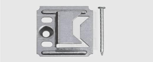 SWG Profilholzkrallen mit Nägel 4 mm Stahl verzinkt 250 St.